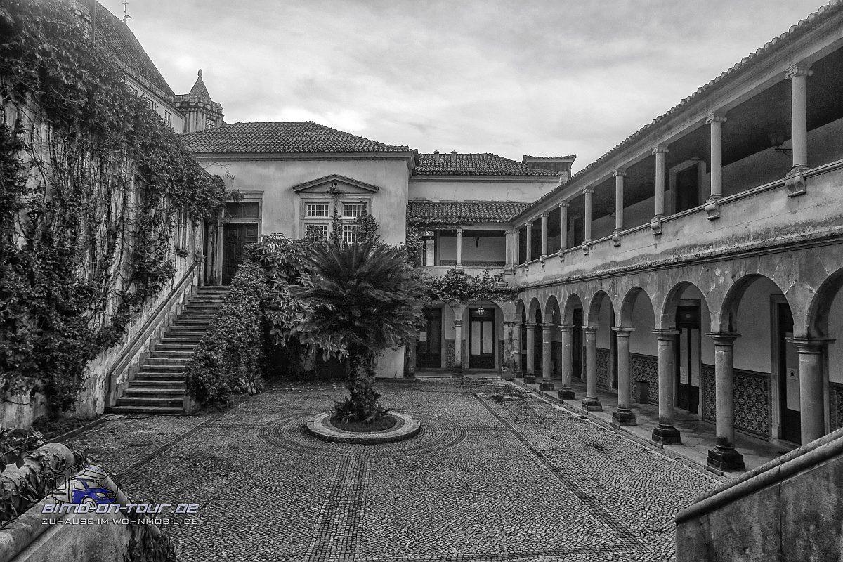 Coimbra-Innenhof