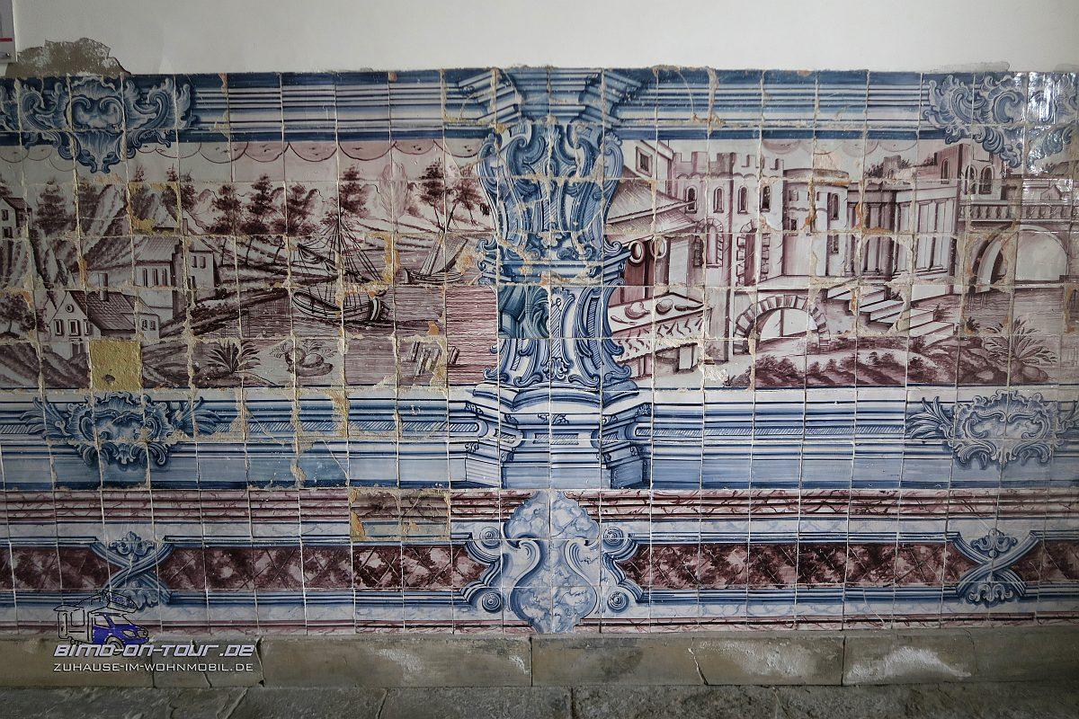 Coimbra-Universitaet-Fliesen