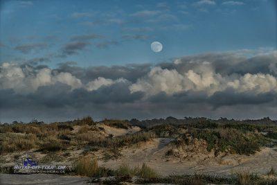 Fouradouro-Mondaufgang