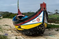 Fouradouro-Rettungsboot