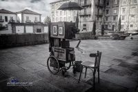 Historischer Fotoapparat
