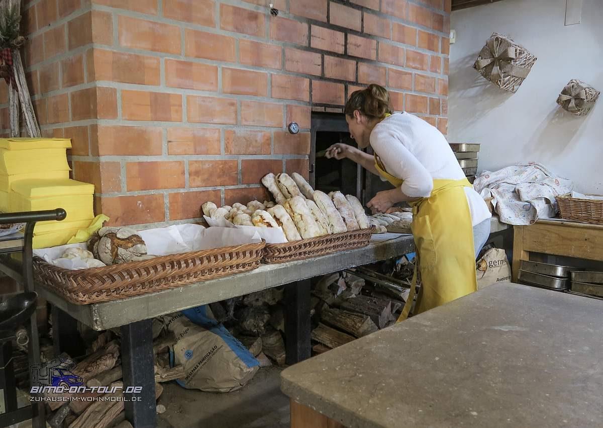 Obidos-Bäckerei