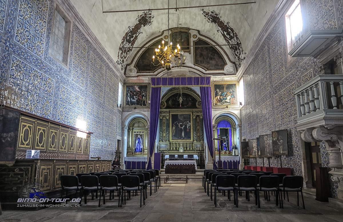 Obidos-Kirche