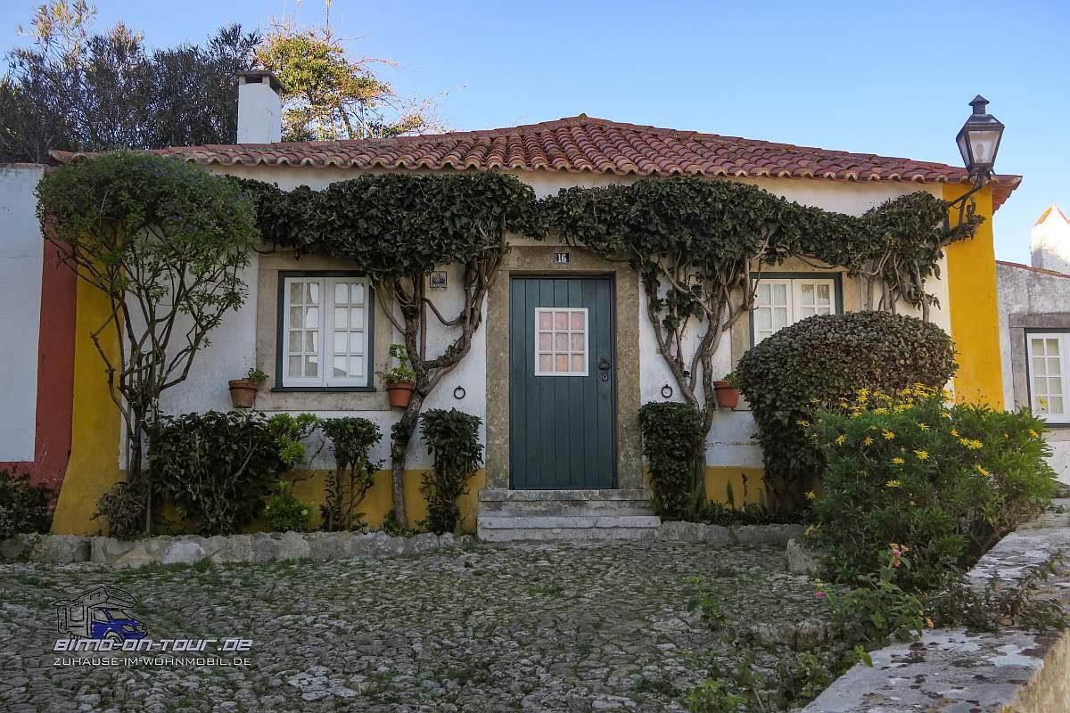 Obidos-Wohnhaus