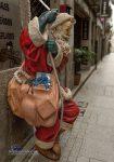 Pontevedra-Weihnachtsmann