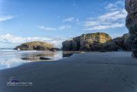 Praia-das-Catedtais-Strand