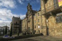 Santiago de Compostela-Hospital