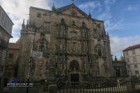 Santiago de Compostela-Kirche
