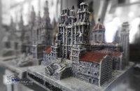 Santiago de Compostela-Miniatur