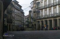 Santiago de Compostela-Plaza