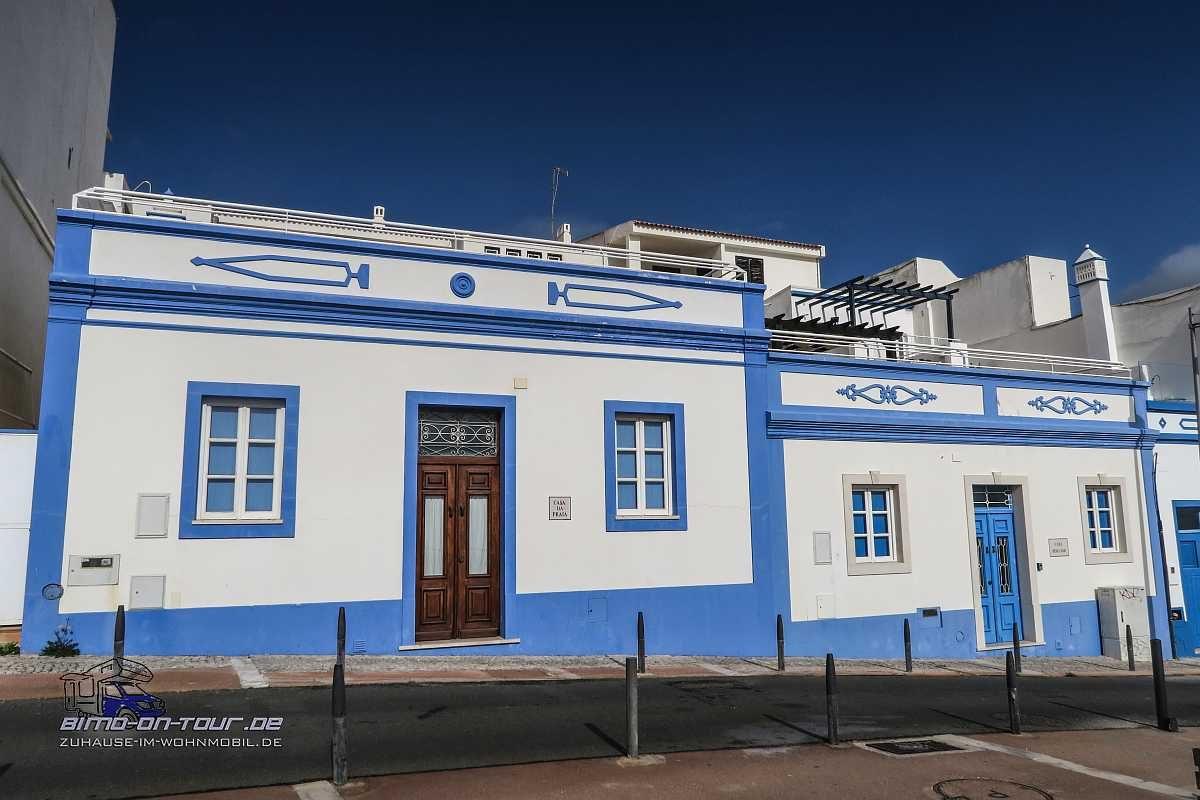 Albufeira-Haus