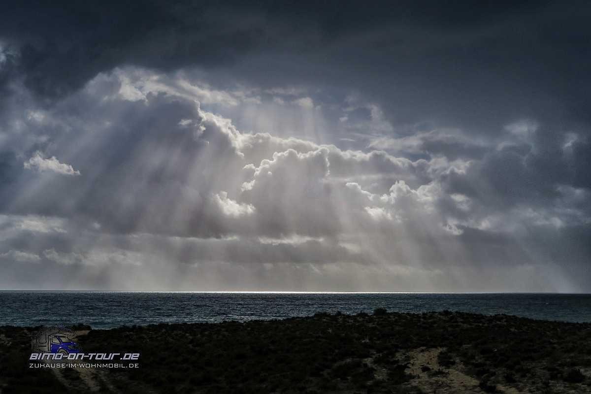 Algarve-Unwetter
