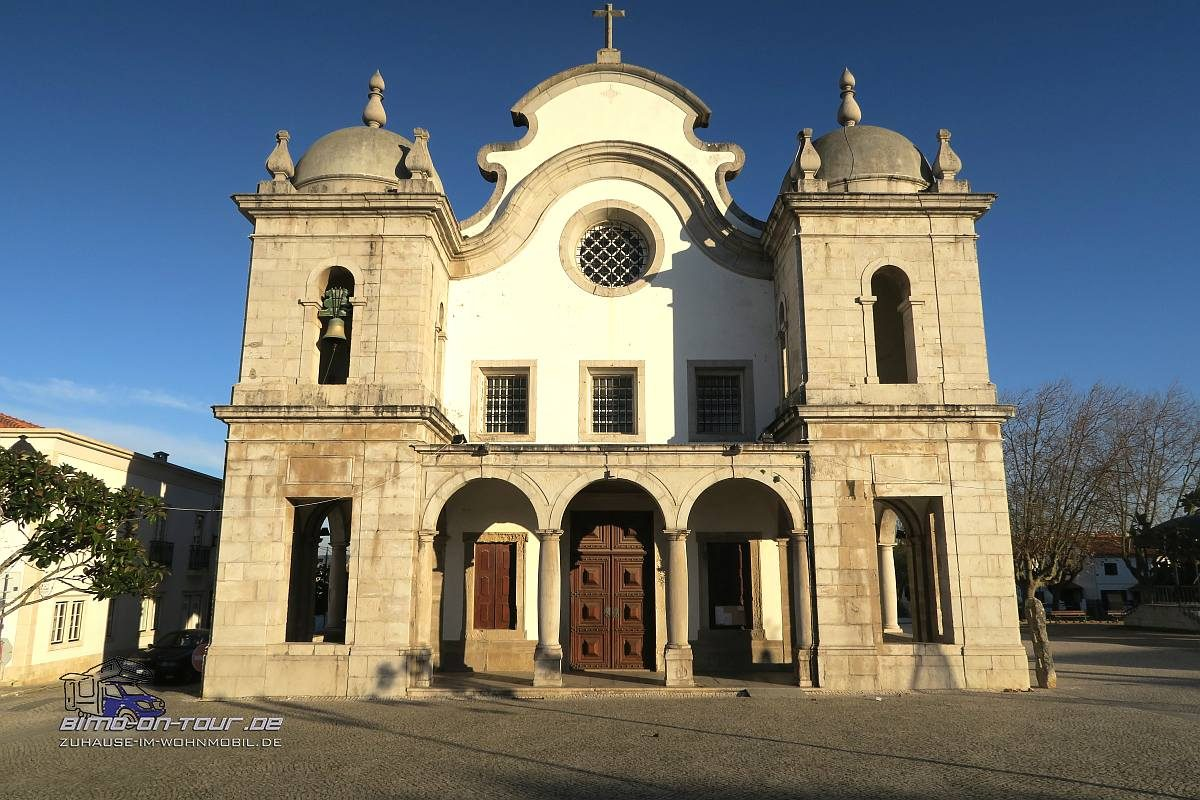 Altougia da Baleia-Kirche