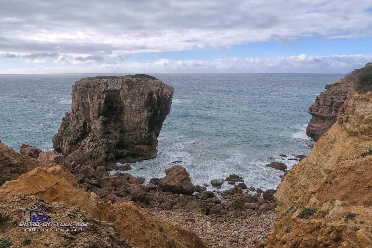 Carrapateira-Küste