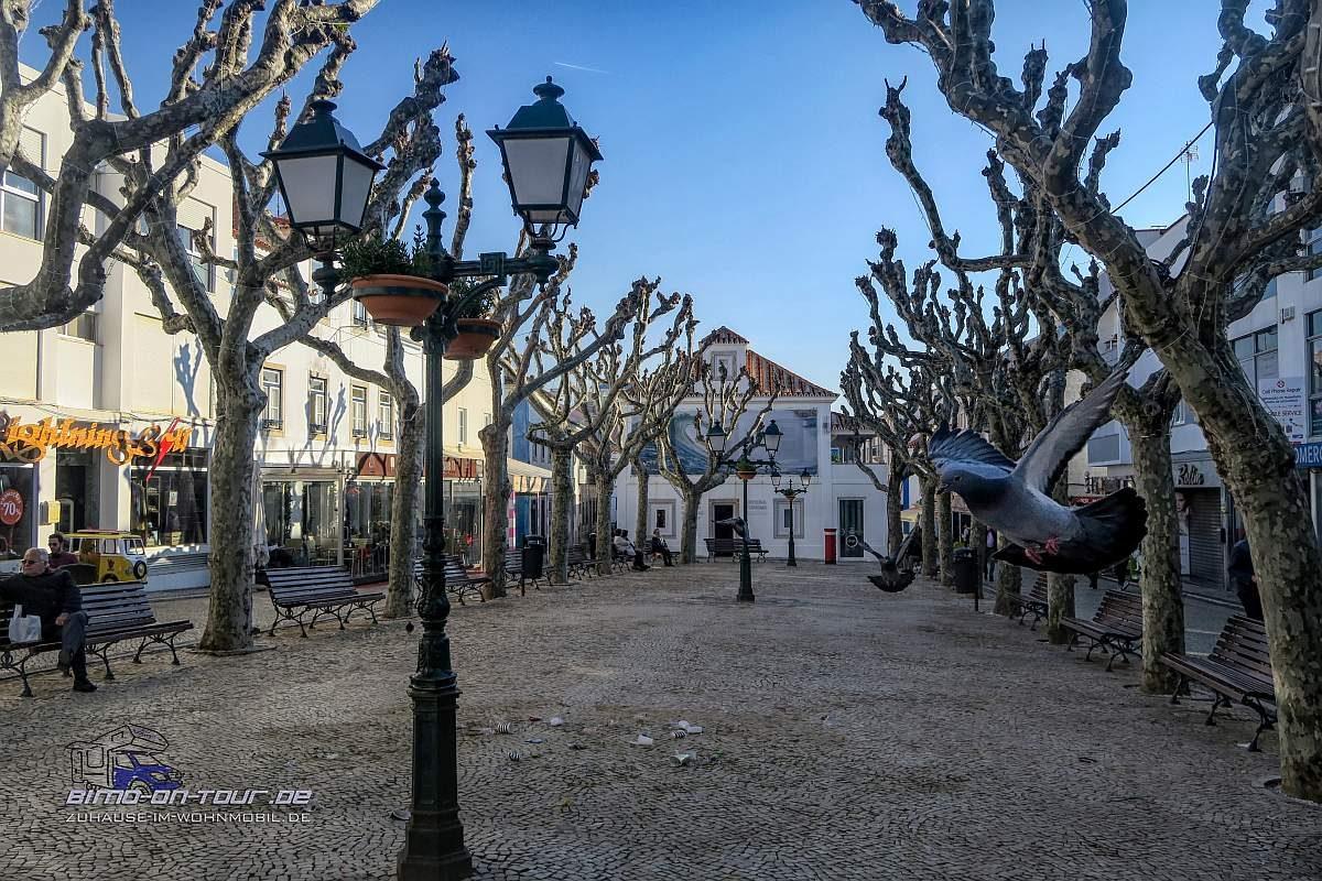 Ericeira-Altstadt