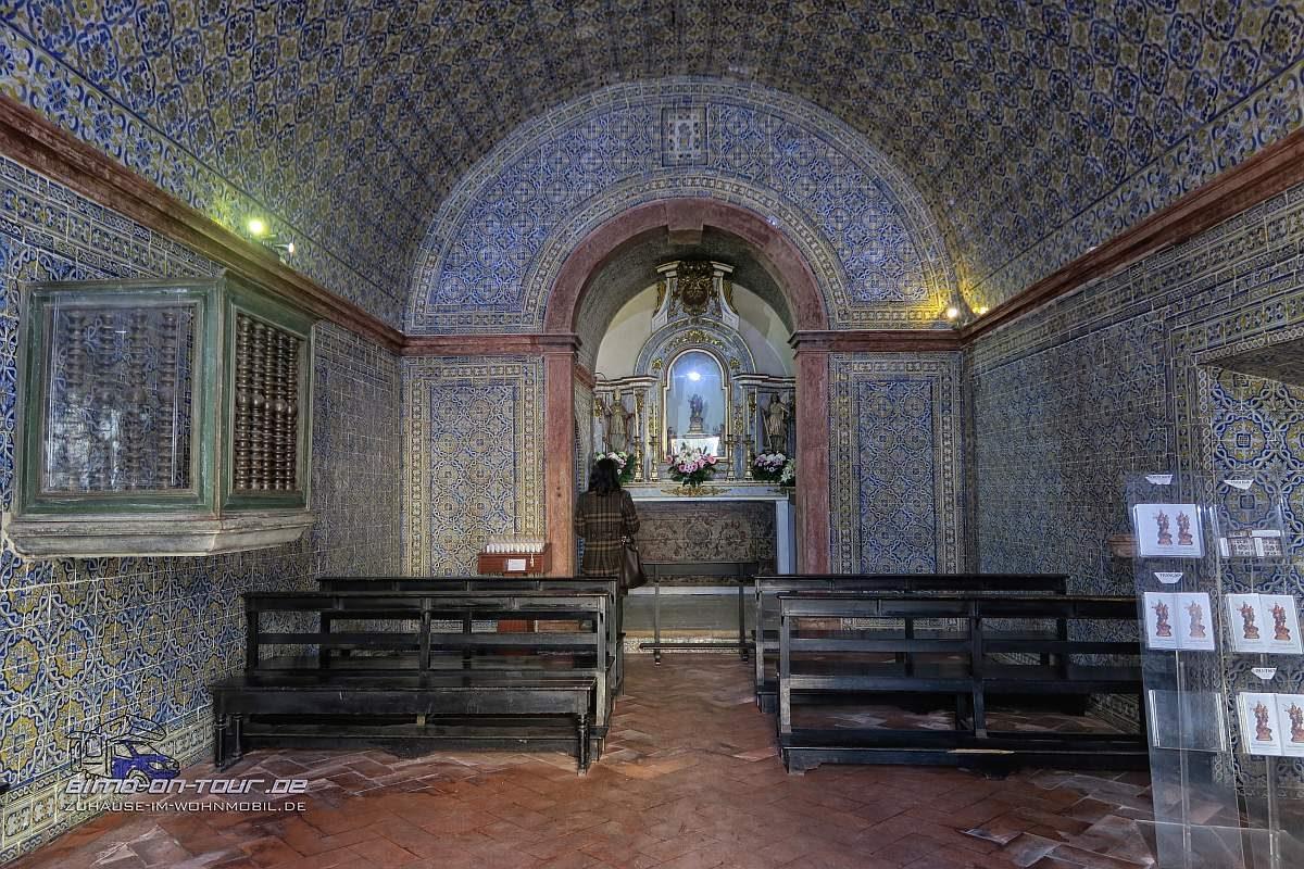 Ericeira-Kirche