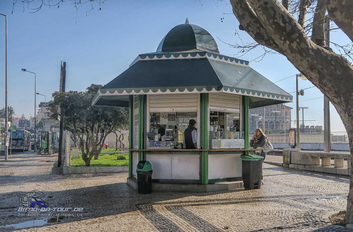 Estoril-Kiosk