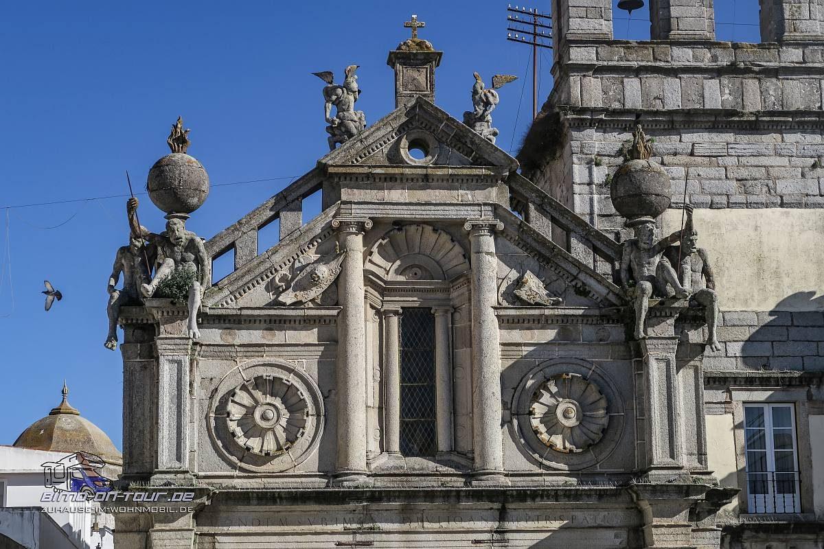 Evora-Catedrale