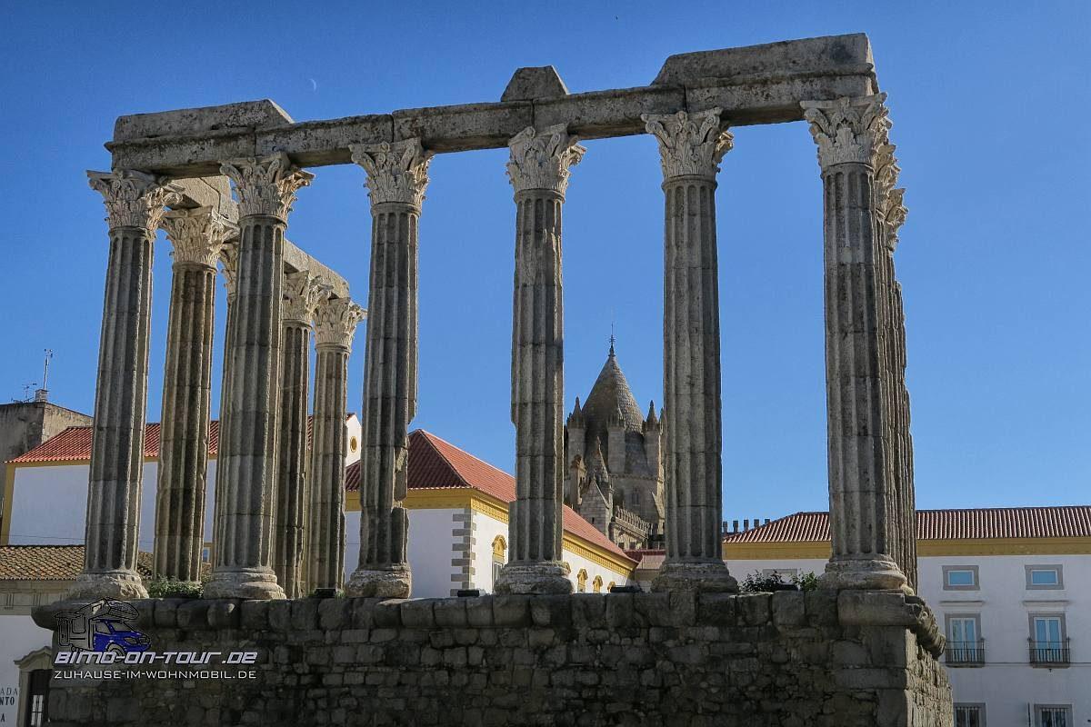 Evora-Diana Tempel