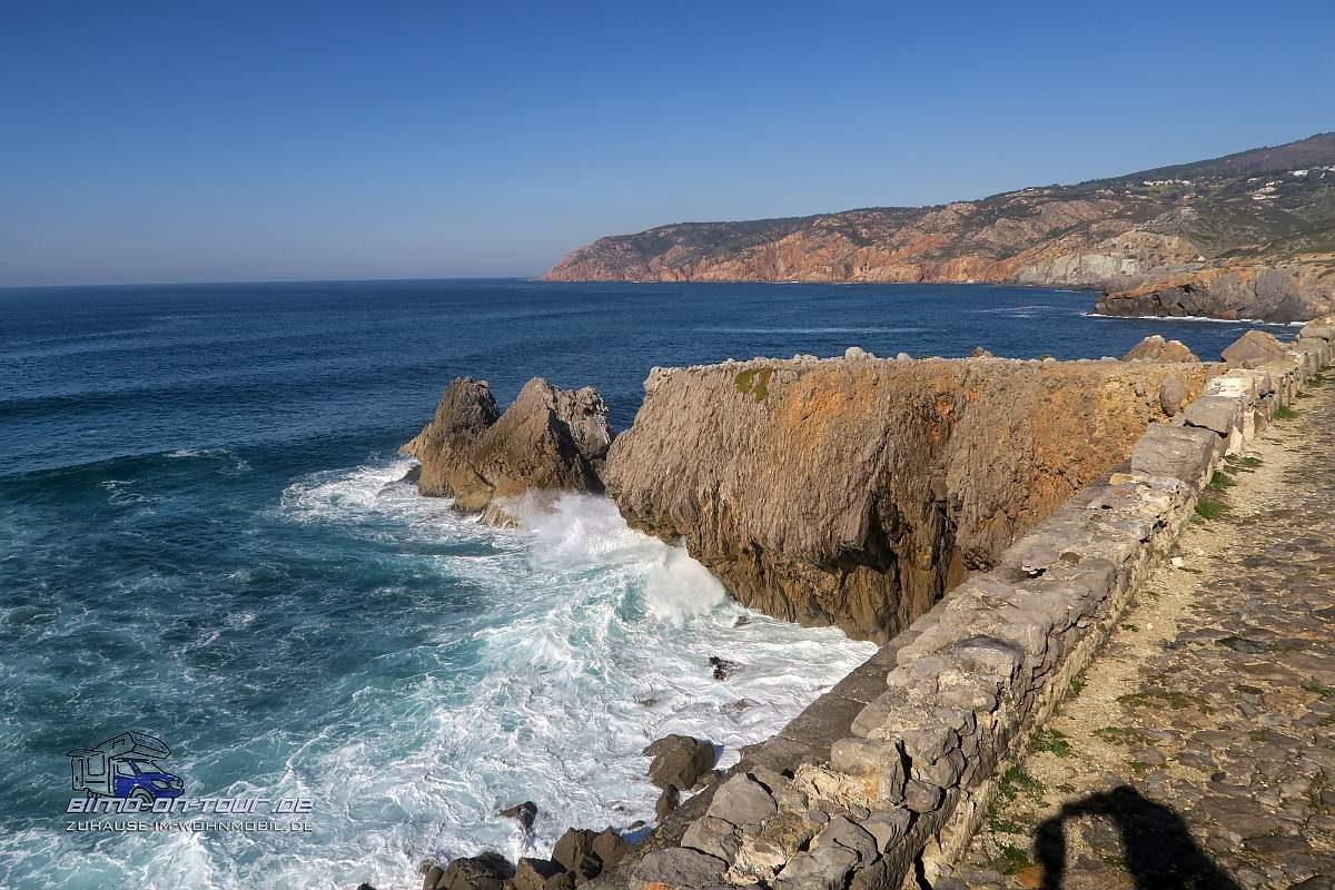 Forte du Guincho-Küste