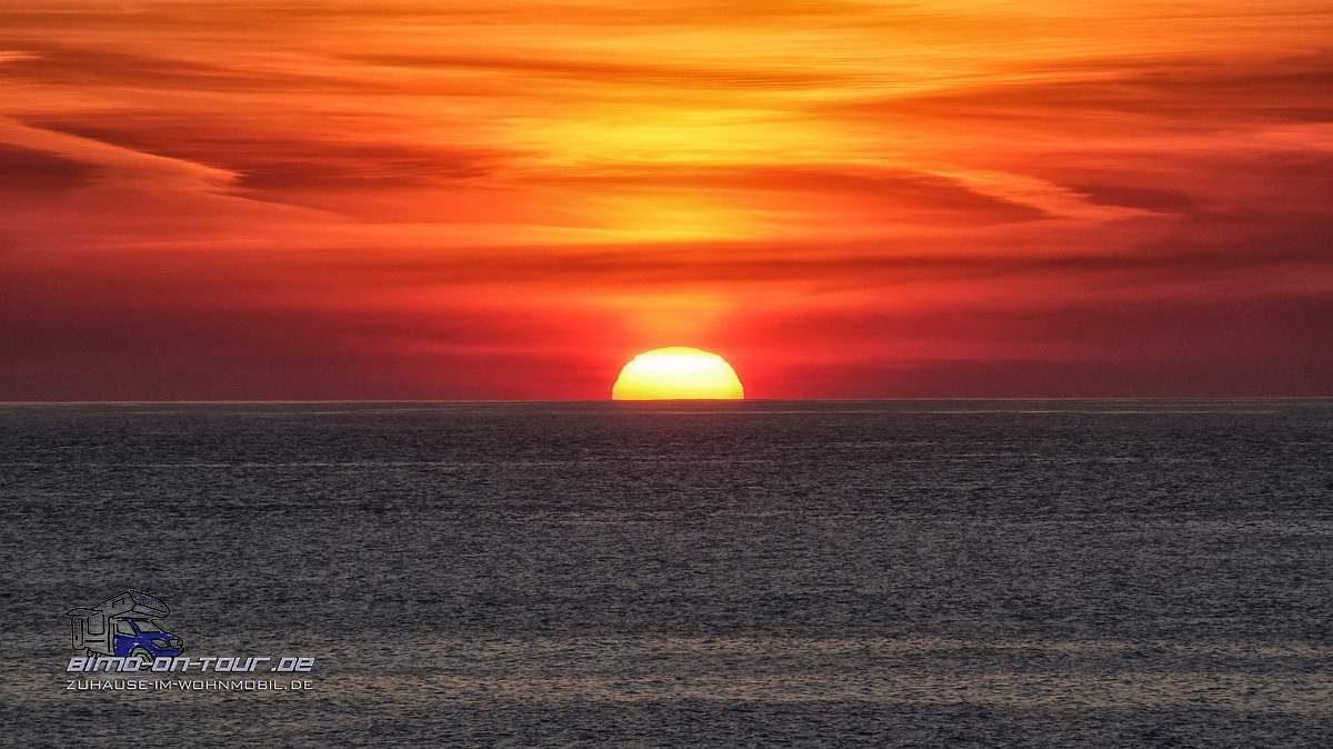 Guincho-Sonnenuntergang