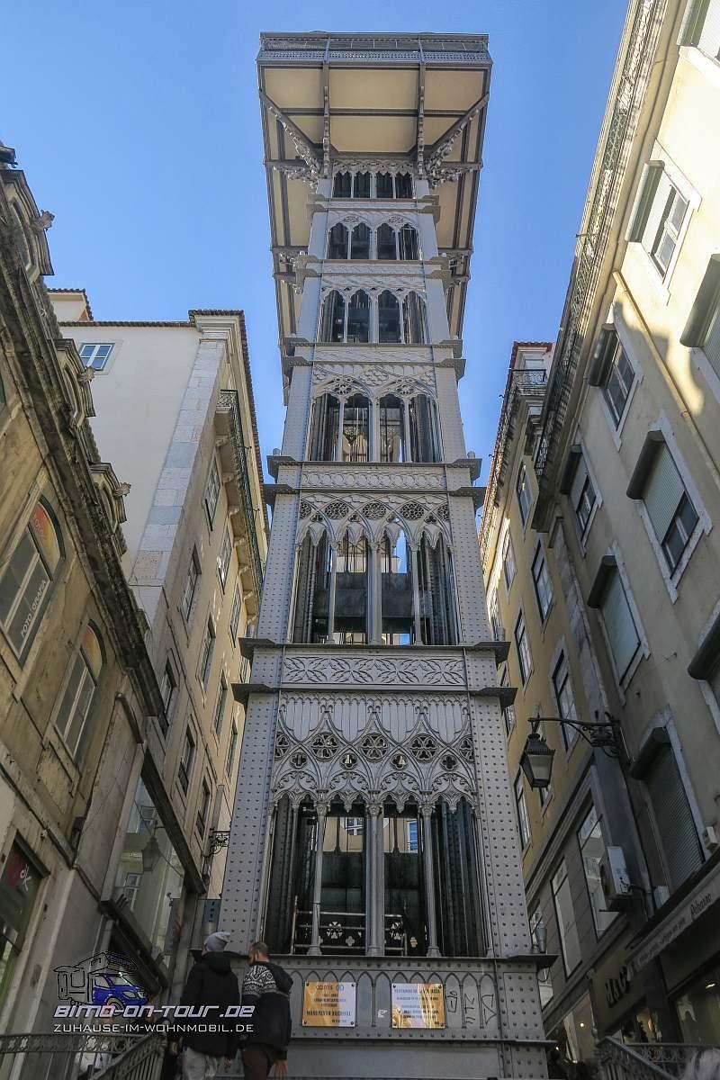 Lissabon Aufzug