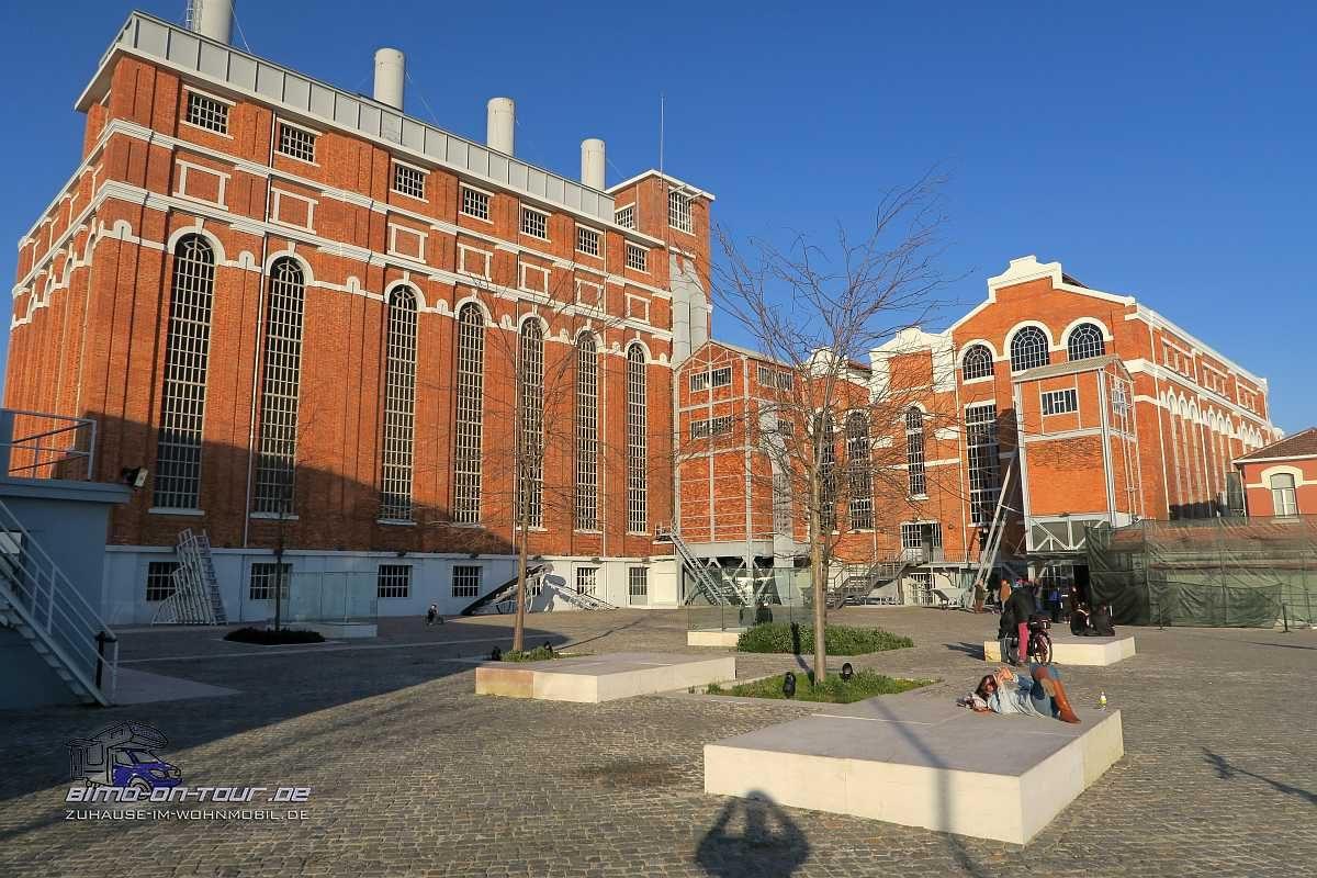 Lissabon-Kraftwerk
