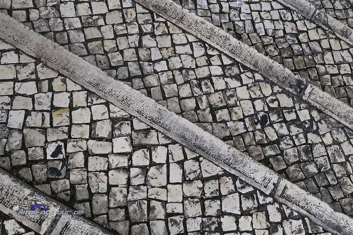 Lissabon-Treppen