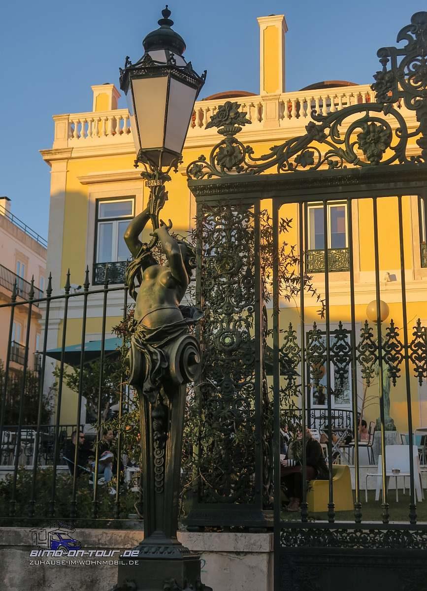 Lissabon-Kunst