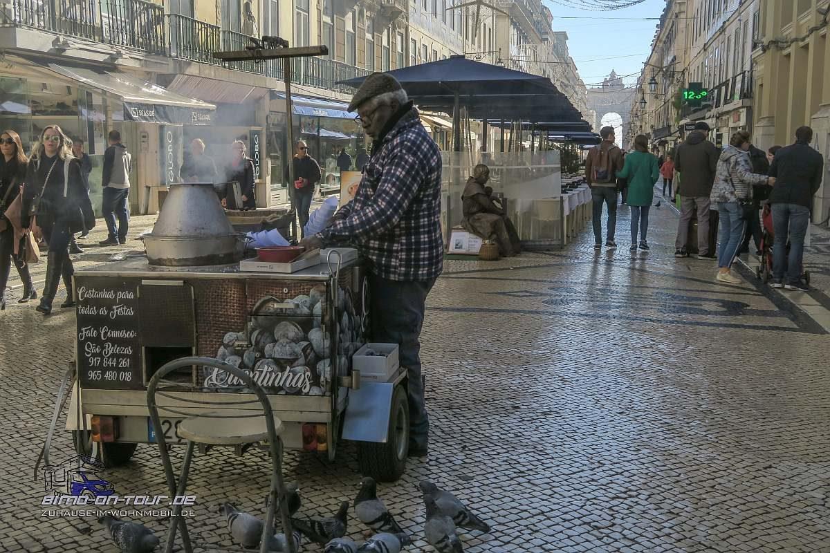 Lissabon-Menschen
