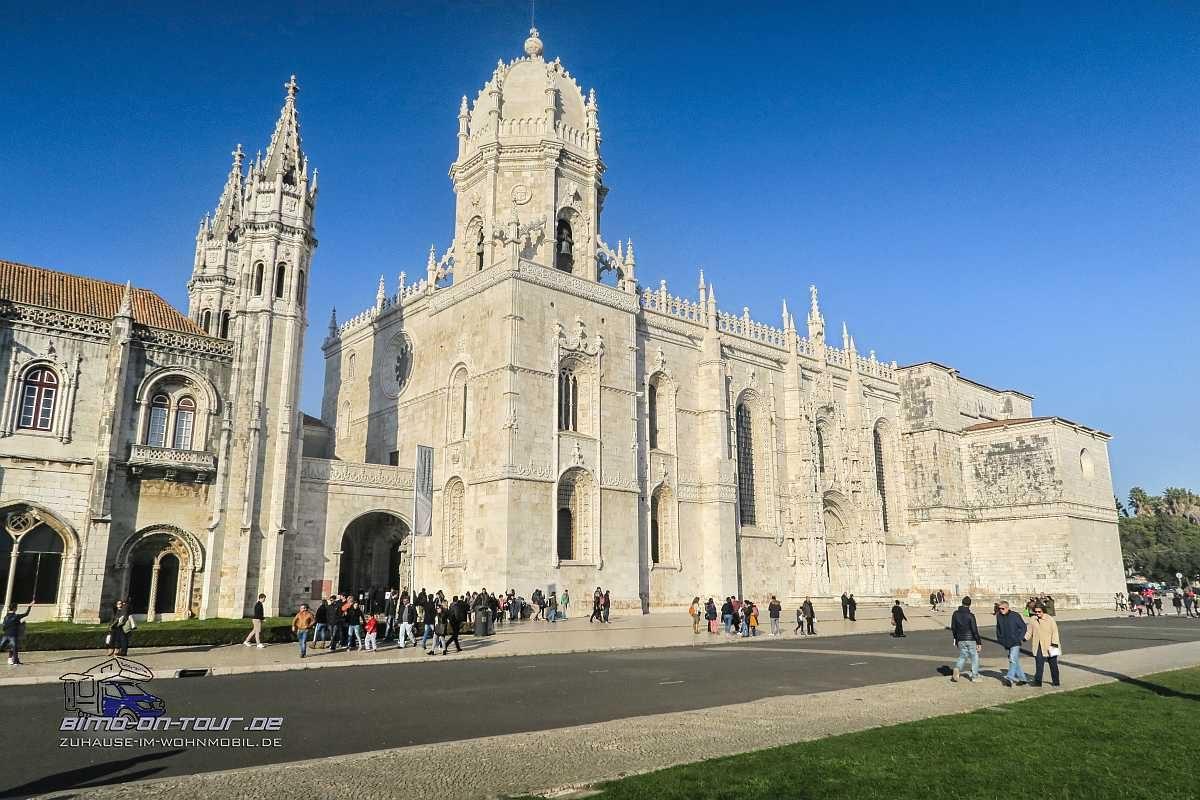 Lissabon-Hieronymitenkirche