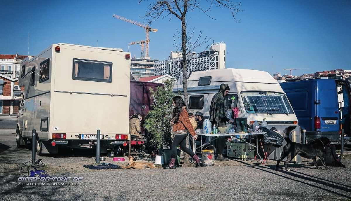 Lissabon-Nomaden