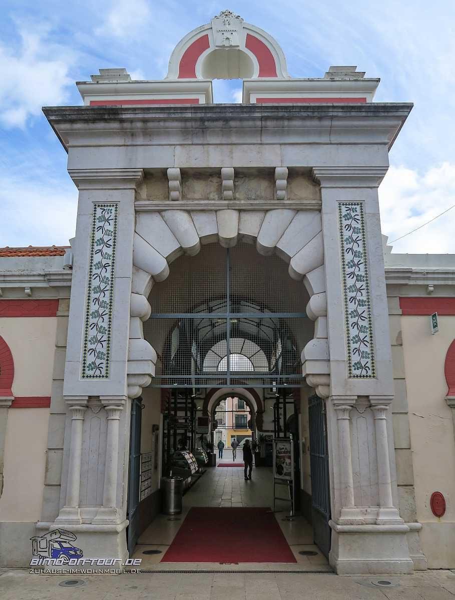 Loulè-Markthalle