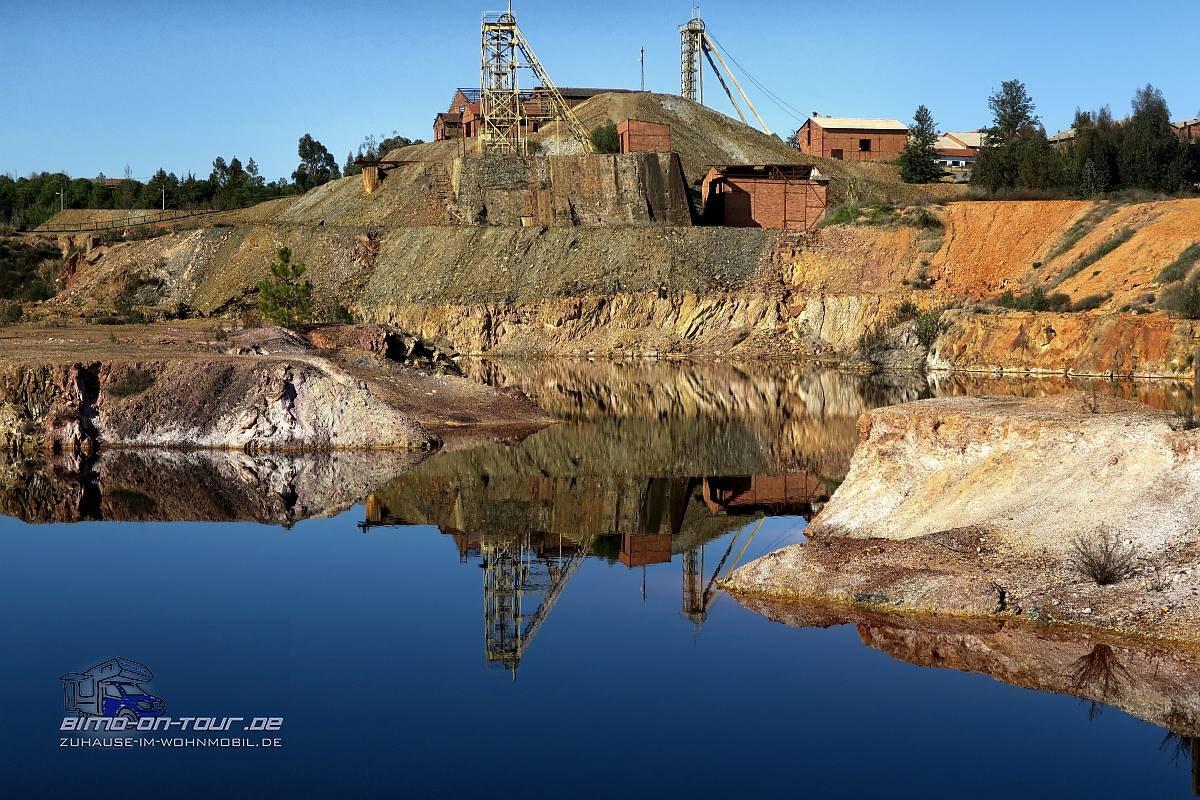 Lousal Mine