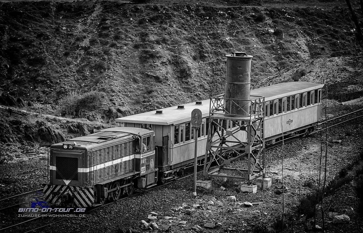 Minas de Riotinto-Lokomotive