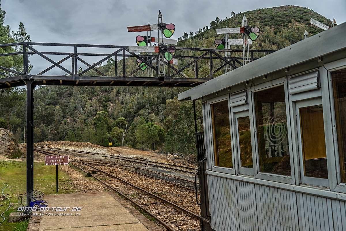 Minas de Riotinto-Waggon