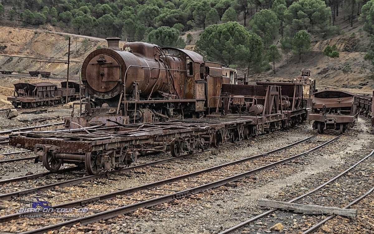 Minas de Riotinto -Lokomotive