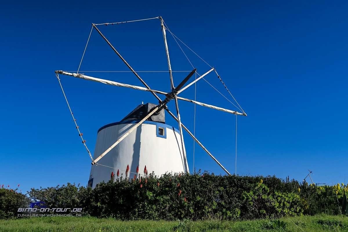 Portugiesische-Klang-Windmühle