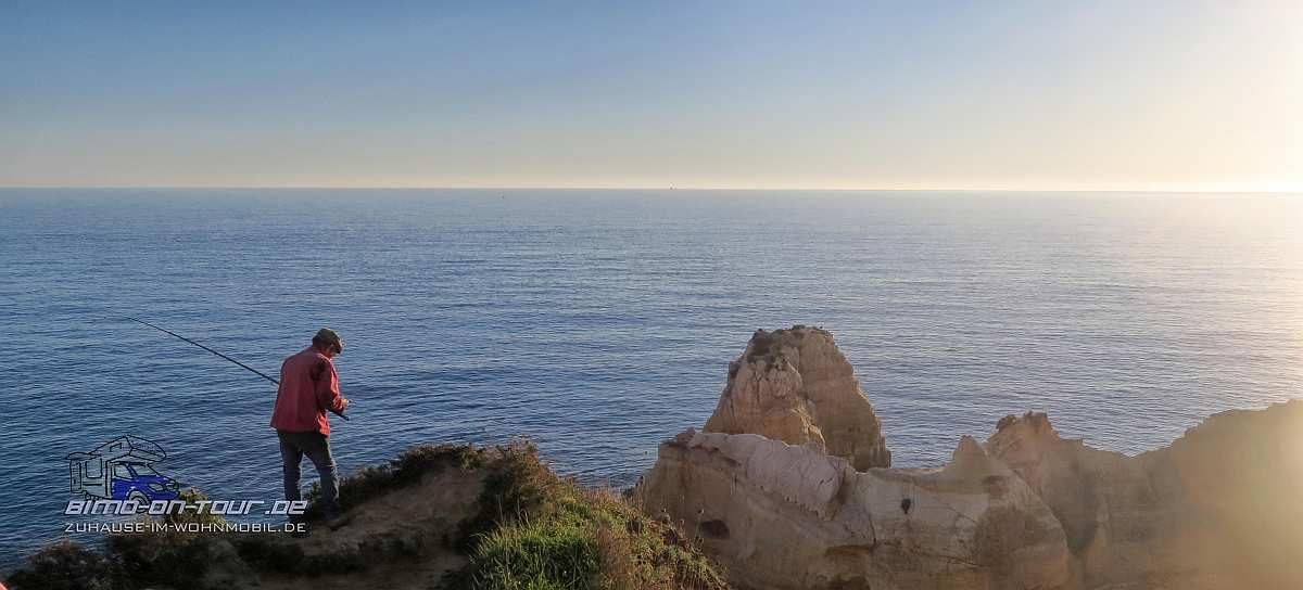 Praia dos Careanos-Angler