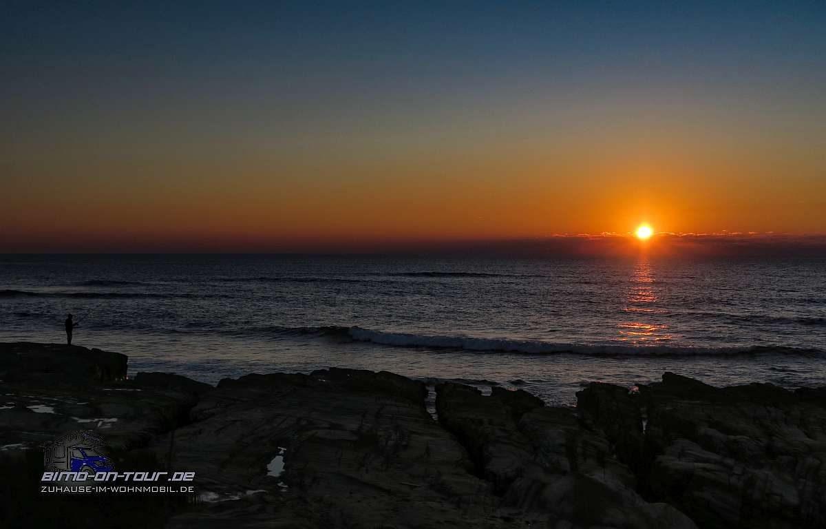 Sines-Sonnenuntergang