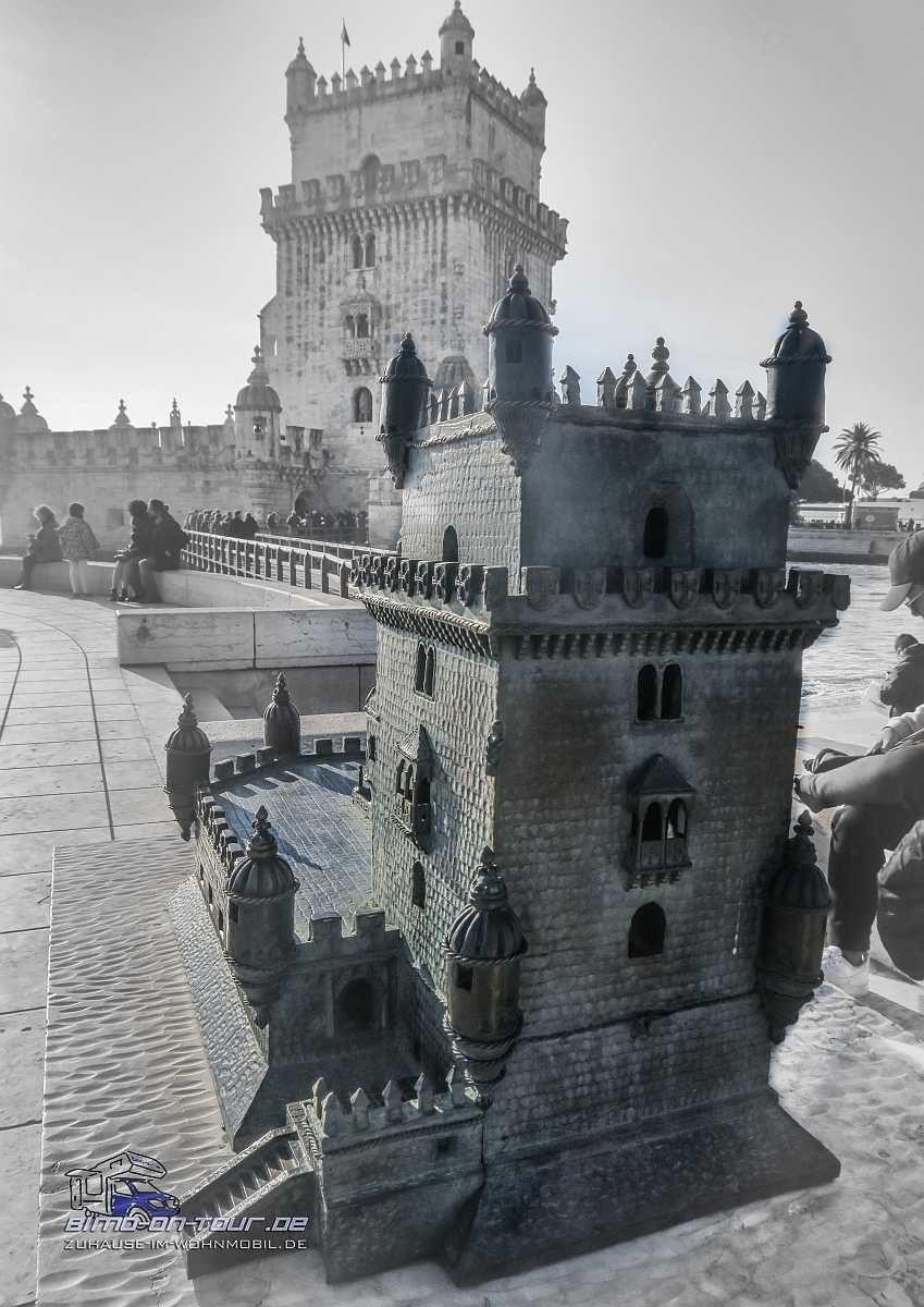 Torre de Belem-Miniatur