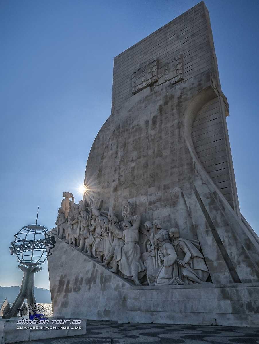 Vasco da Gama Denkmal