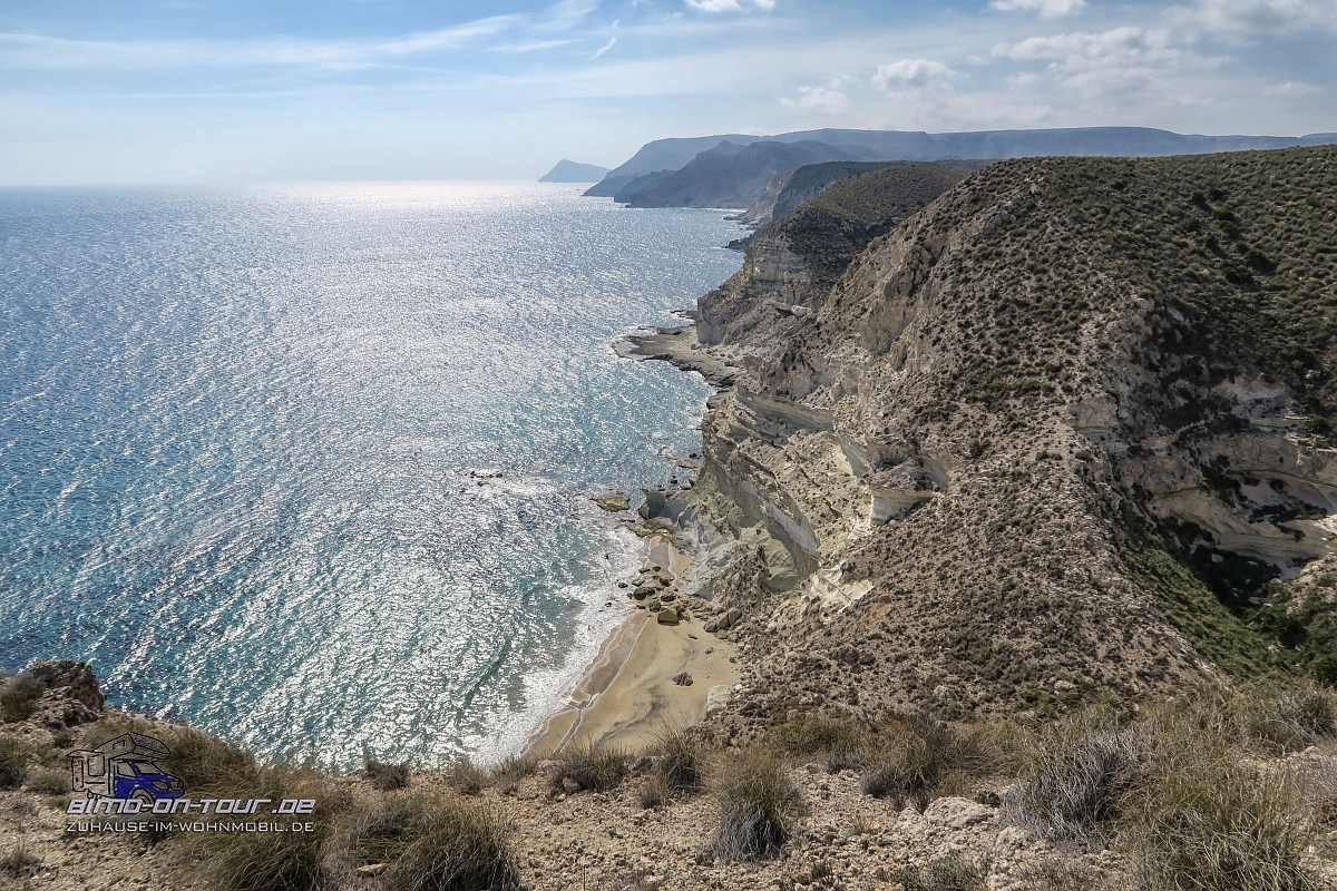 Agua Amarga Küste