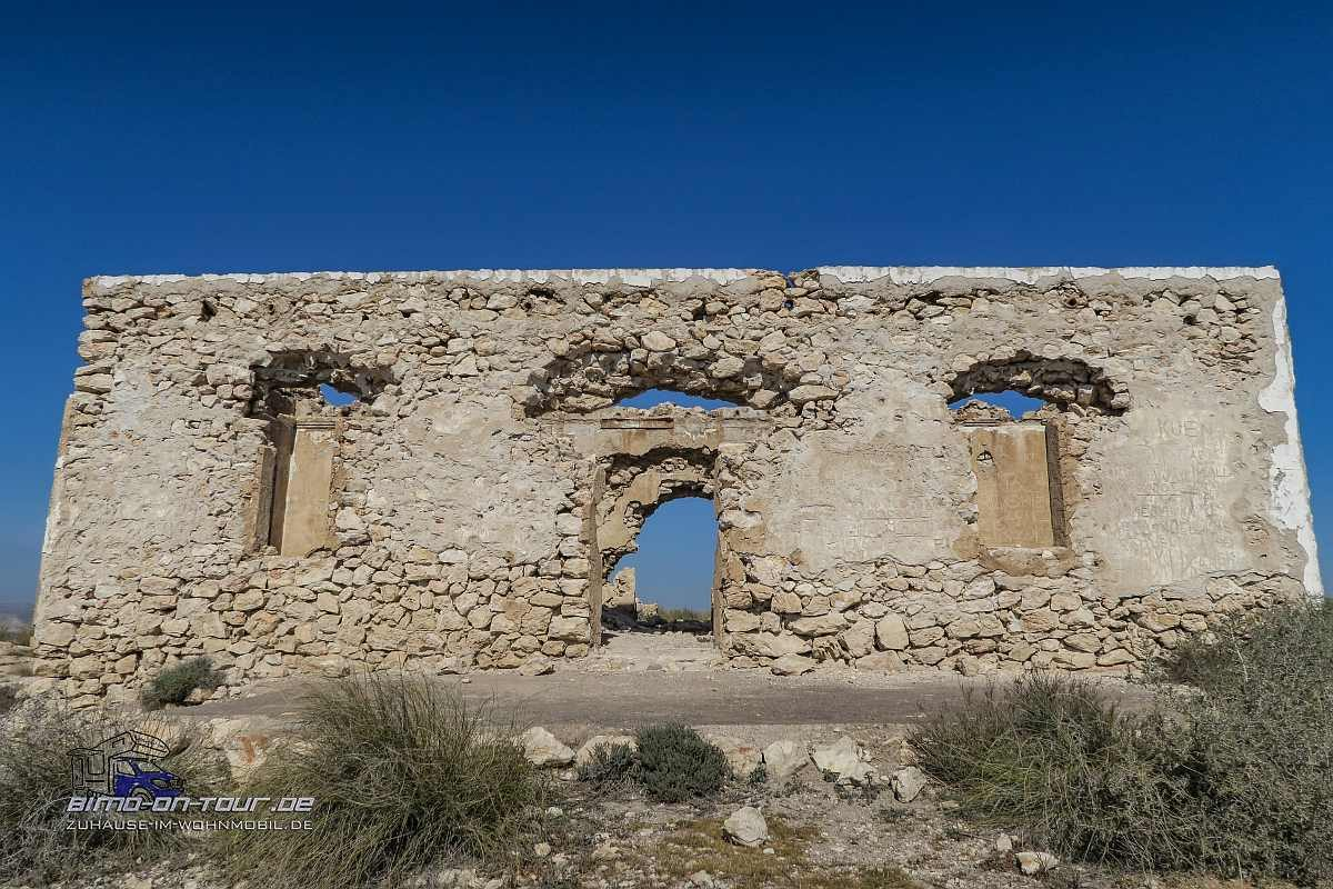 Agua Amarga-Ruine