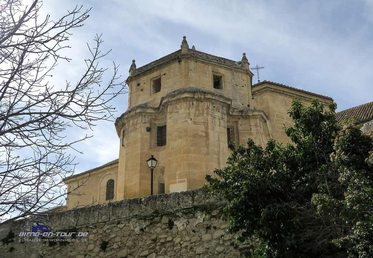 Alhama de Granada-Kirche