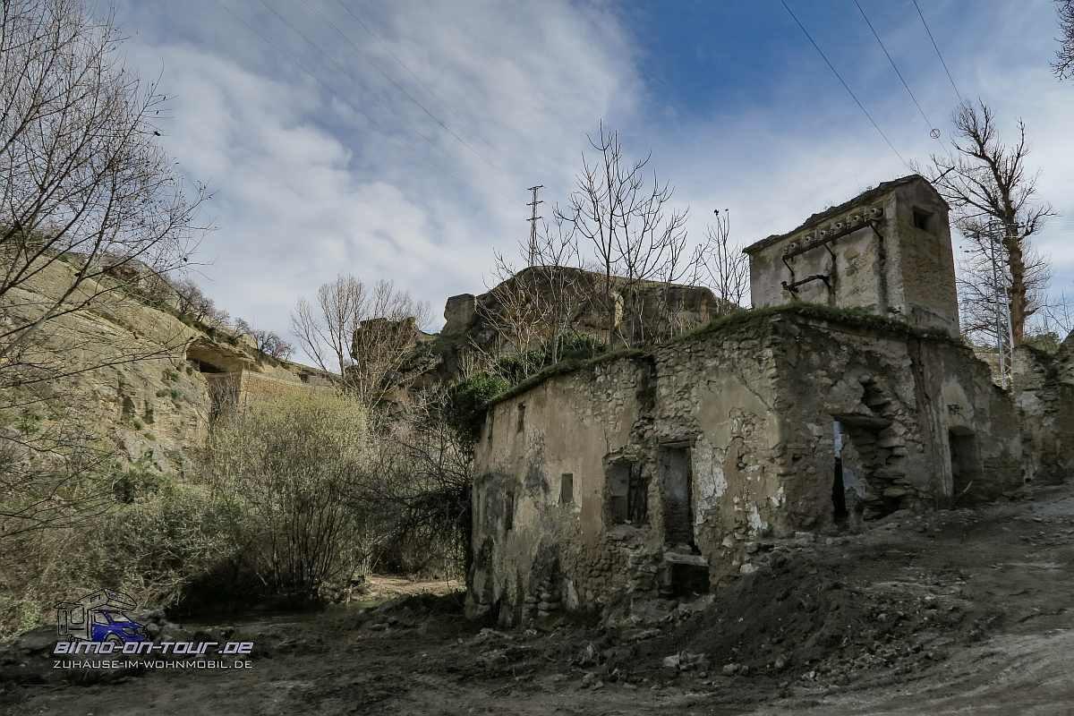 Alhama de Granada-Trafohaus