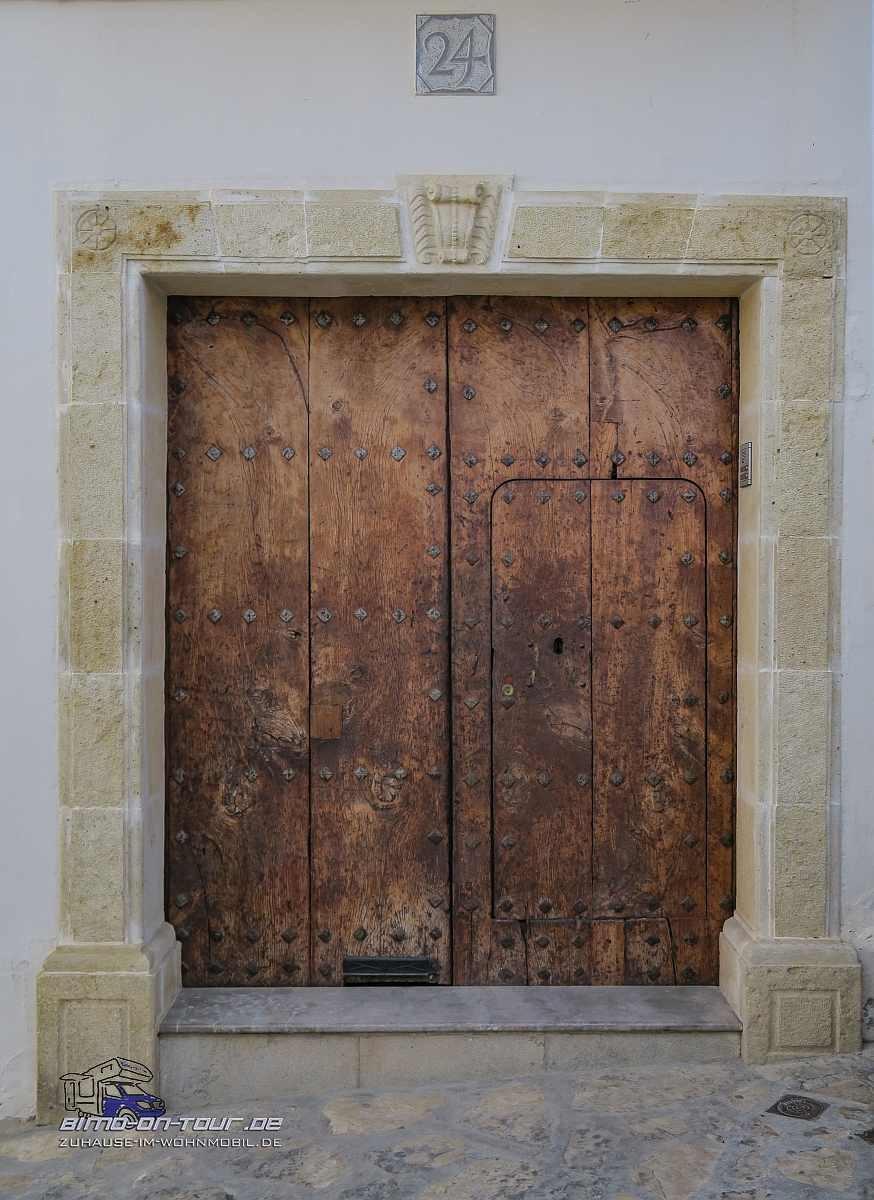 Alhama de Granada-Tür