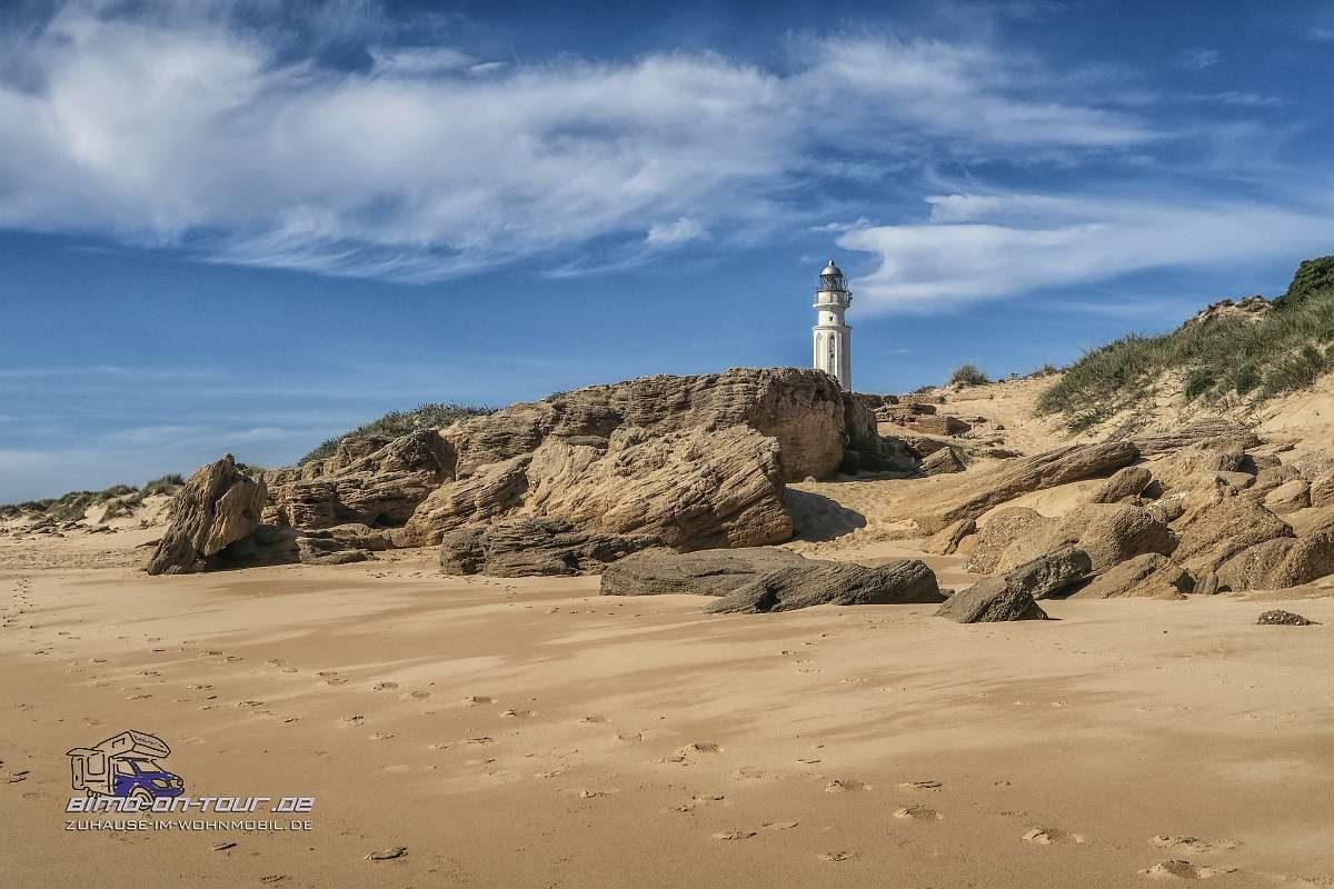 Cabo Trafalgar-Leuchtturm