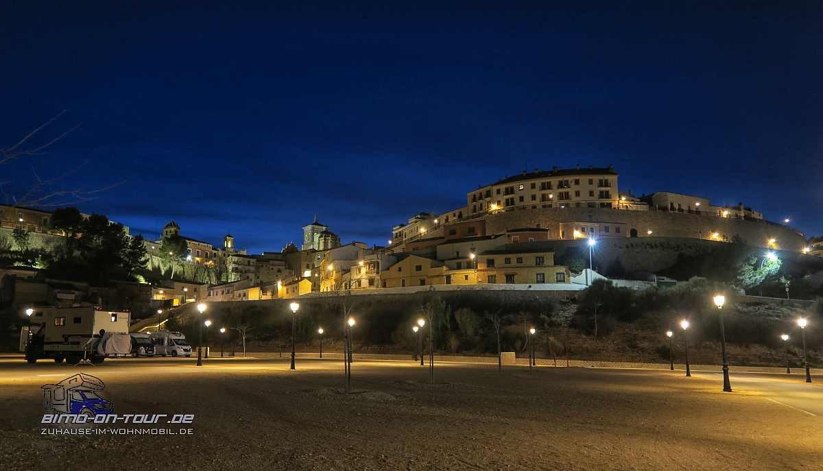 Chinschilla bei Nacht