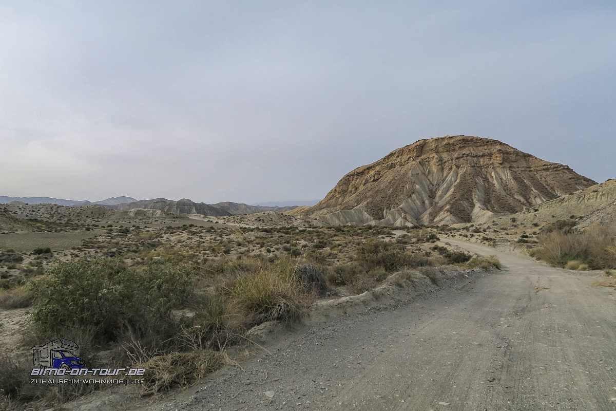 Desierto Tabernas-Piste